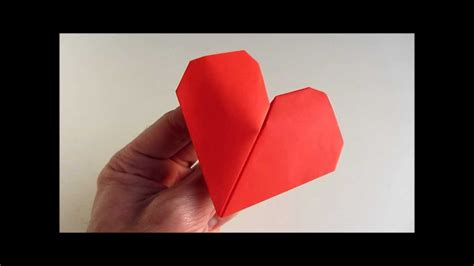 how to make a origami beating origami beating in