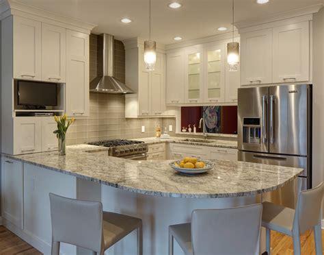 white kitchen countertop ideas white galaxy granite countertop kitchen design ideas