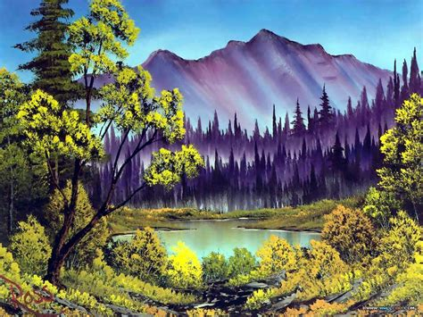 bob ross paintings 26 bob ross beautiful paintings npicx we