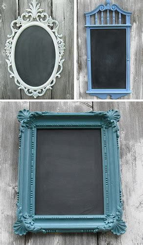 diy chalk paint picture frame 42 craft ideas that are easy to make and sell