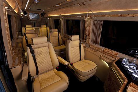 Mercedes Sprinter Luxury by Mercedes Sprinter Klassen 174 Luxury Vip Vans