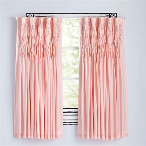 pink nursery curtains curtains bedroom nursery the land of nod