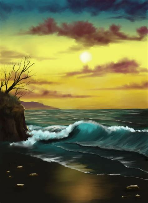 Nature By Bob Ross Bob Ross Bobs And