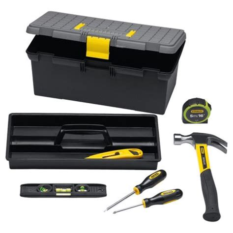 kit tesco buy stanley starter tool kit from our parts accessories