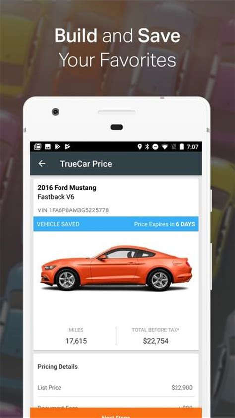New Car Apps For by Truecar The Car Buying App Find New Used Cars