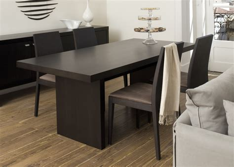 dining table contemporary contemporary dining table at the galleria