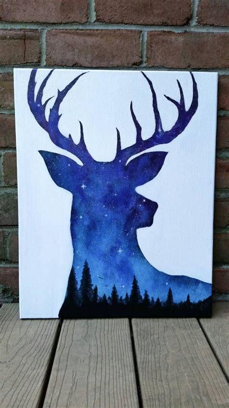 groupon paint nite deer 25 best ideas about deer paintings on deer