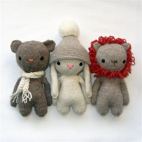 knitted toys best 25 knitting toys ideas on knitted