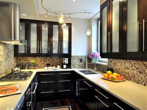 kitchen ideas for small apartments plan a small space kitchen hgtv