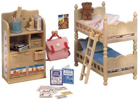 sylvanian families bedroom furniture set sylvanian families childrens bedroom furniture set doll