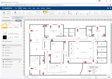 Floor Plan Software For Mac best free alternatives to visio for mac