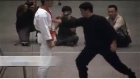 one puch one inch punch asai shotokan association international