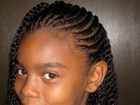 Braided Hairstyles For Black Trends Hairstyle