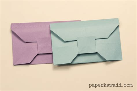 origami simple envelope traditional origami envelope tutorial paper kawaii