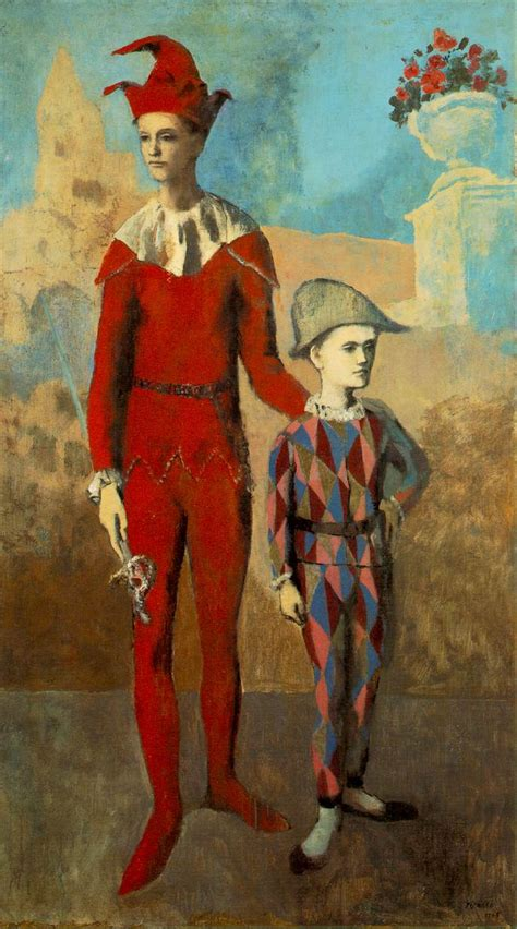 picasso paintings period images