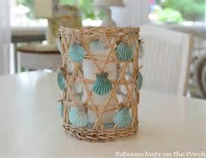 seashell crafts seashell craft for nautical house decorating