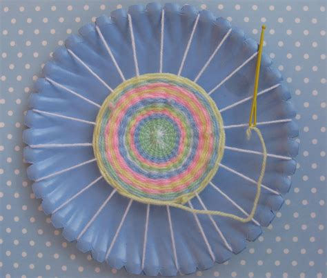 weaving crafts for joyful s place steps in sewing paper