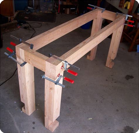for woodworking building a workbench the woodwork