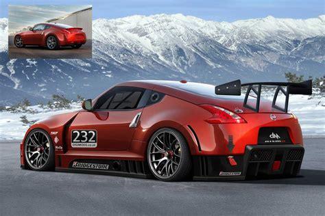Car Modification by Nissan 370z Modification Car Modification