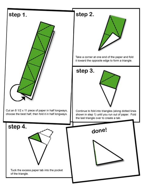 how to make an origami football bible crafts for abraham bargains for sodom