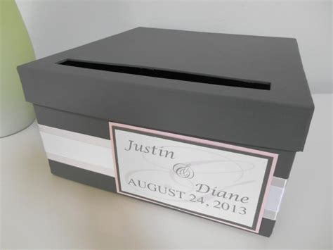 how to make wedding card boxes for reception modern wedding card box bridal shower card box reception