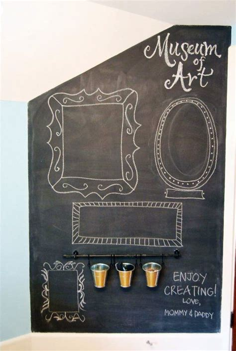 chalkboard paint not working creative ways to use chalkboard paint in spaces