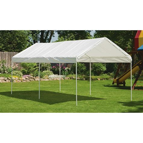 I Canopy by Canopies Shelterlogic 10x20 Canopy