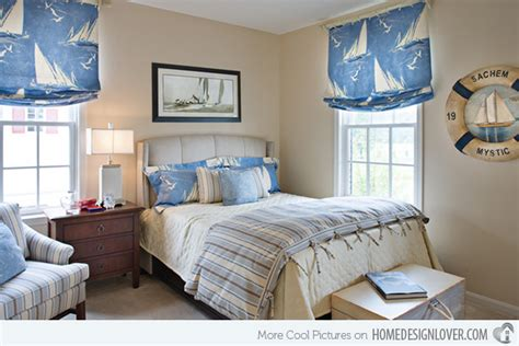 nautical bedroom designs sail on with 15 nautical themed bedrooms home design lover