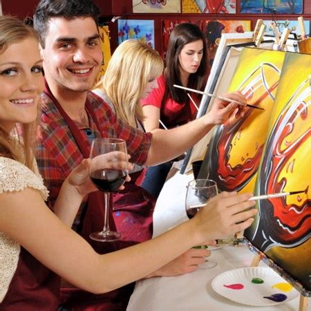 paint with a twist fort smith ar entertainment painting with a twist experience