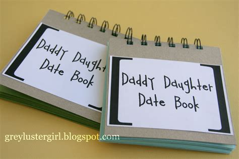 gifts for fathers from daughters date book