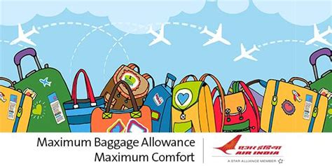 united baggage allowance coupons avail 25 kgs free baggage on air india cleartrip