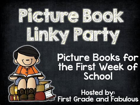 back to school picture books grade buddies picture book linky back to school books
