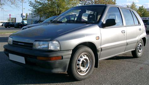 Charade Daihatsu by Fil Daihatsu Charade Front 20070919 Jpg