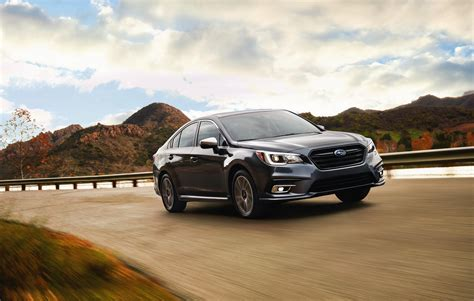 Subaru Legacy Scoop by 2019 Subaru Legacy And Outback Debut With Additional
