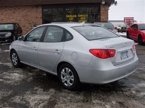 2010 Hyundai Elantra by 2010 Hyundai Elantra Silver