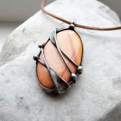 rock jewelry 17 best images about tumbled rock jewelry ideas on