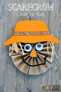 scarecrow paper craft scarecrow paper craft for for crafts for