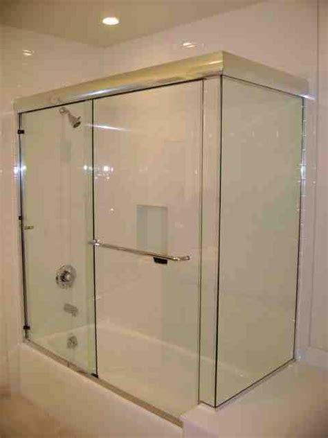 sliding glass shower doors frameless frameless sliding glass shower doors for bathtubs decor
