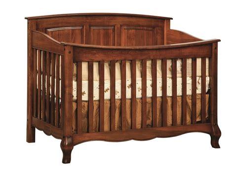 amish baby cribs amish country convertible crib
