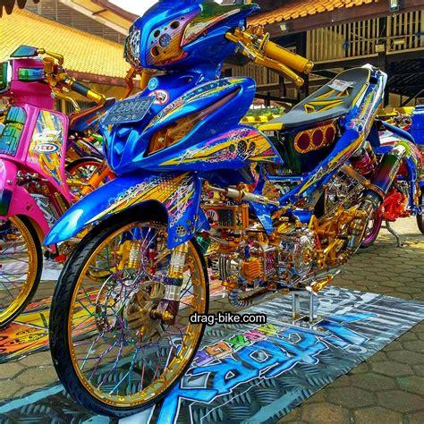 Modifikasi Motor Racing by Modifikasi Motor Foto Motor Drag Adanih