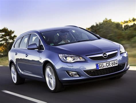 Opel Astra J by Opel Astra J Sports Tourer Photos And Specs Photo Opel