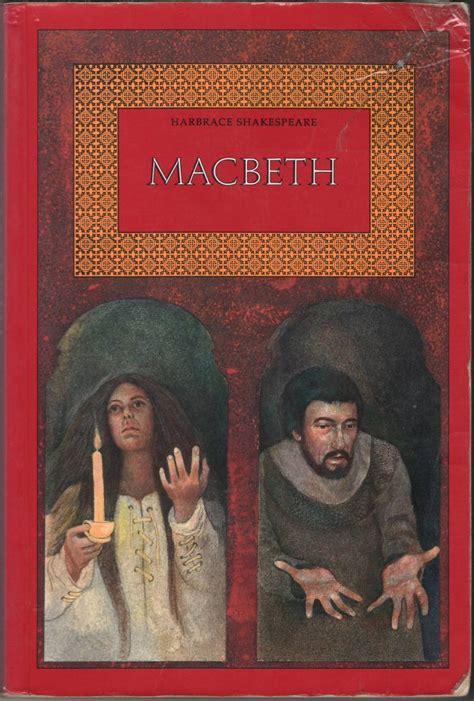 macbeth picture book macbeth hbj william shakespeare ken roy margaret kortes