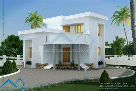 small house in small house design in kerala 6671