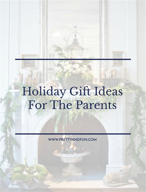 gift idea for parents gift guide for the parents pretty