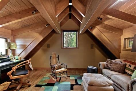 woodwork in house wooden attic ceilings advantages and design ideas