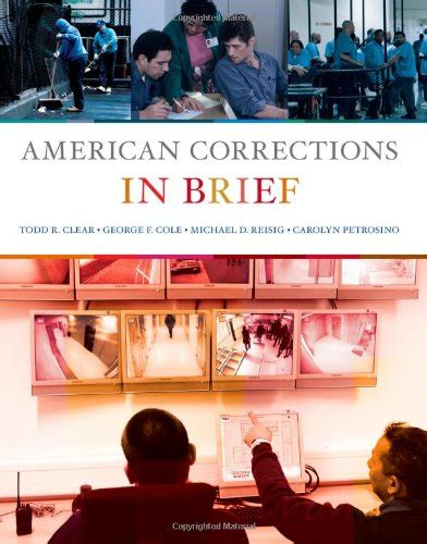 american corrections free pdf american corrections in brief by todd r clear