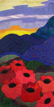 landscape quilt patterns 17 best ideas about landscape quilts on