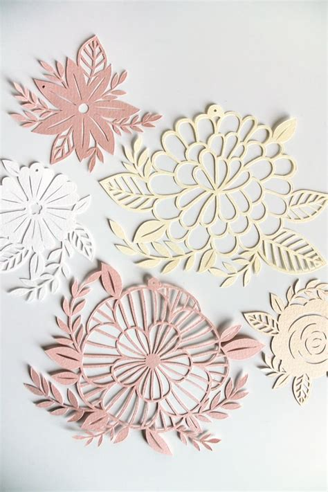 paper cutting flowers crafts 741 best paper cutting images on papercutting