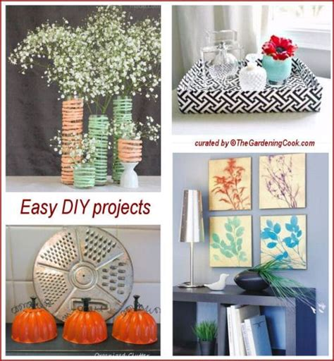home craft projects easy diy craft projects