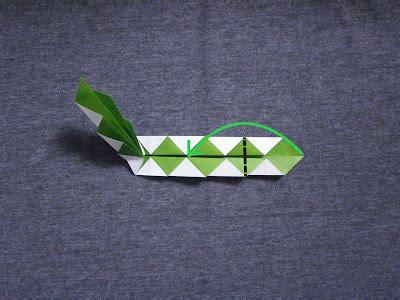 easy origami snake katakoto origami how to fold an origami snake